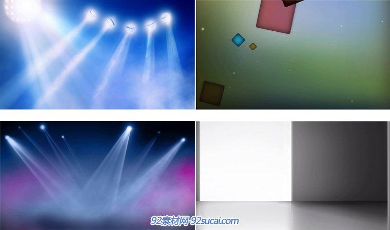 光晕 无缝循环 LED