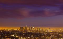 延时摄影洛杉矶城市的时间变幻 Los Angeles Timelapse