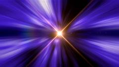 极炫紫色光线空间隧道高清视频素材  Plasma Tunnel