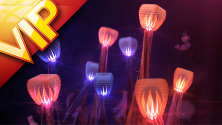 BBC娱乐印度排灯节IDENTS频道包装