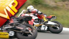 高清实拍酷炫惊险的极速摩托机赛车竞赛