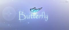 浪漫蝴蝶飞舞特效Logo标志展示AE模板 Butterfly Effects