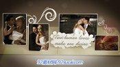 婚礼婚庆电子相册AE模板 Wedding Album After Effects Intro
