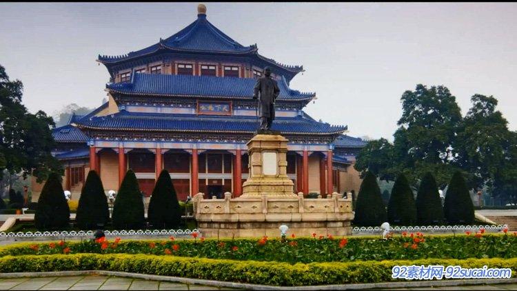 中国都会胜景景色 疾速胜景楼群街景 地铁人流地铁隧道高清实拍