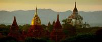 缅甸蒲甘万塔之城 历史最悠久的古都 国外旅游圣地 实拍