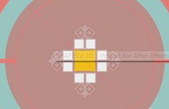 二维图表展示AE模板 SHAPES / 2D