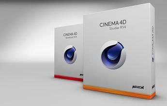 C4D软件破解版 Cinema 4D R15 R14 for win软件