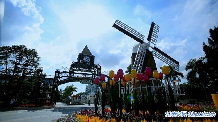 深圳世界之窗文化旅游景点 欢乐谷娱乐游乐城游乐园 旅游文化节