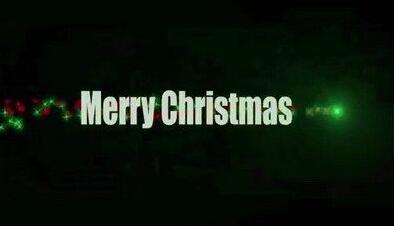 圣誕星星過渡轉場文字標題AE素材模板下載 Transitions Bundle HD