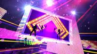 超動感酒吧舞臺晚會絢麗大屏幕背景視頻素材