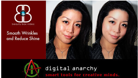 AE PR皮肤美容插件 Digital Anarchy Beauty Box Video 3.0.8