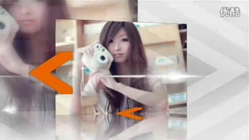 《唯美》会声会影X6写真电子相册片头视频模板