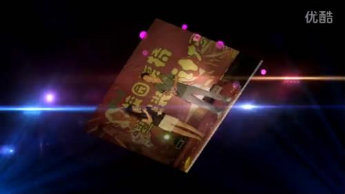 《激情相册》会声会影X6素材模板家庭儿童个人写真电子相册片头视