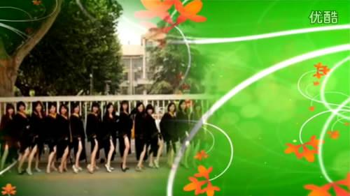 《绿色温馨相册》会声会影X6毕业模板 同学聚会纪念电子相册片头