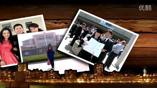 《幸福的回忆》会声会影X6毕业模板 同学聚会纪念电子相册片头视