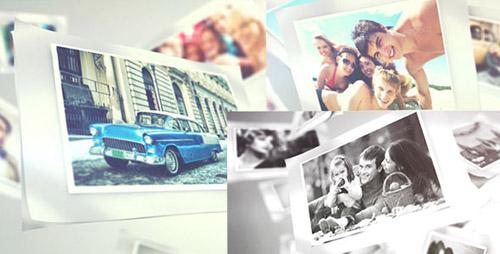 2014最新电子相册AE模板-the-slideshow