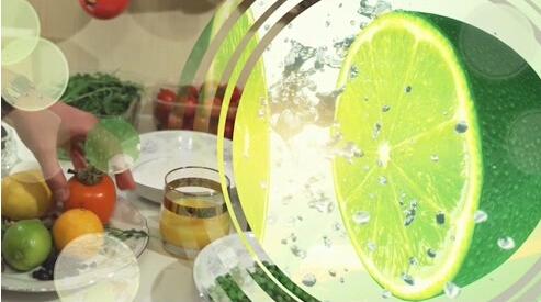 厨房美食类节目栏目包装AE模板cooking-show