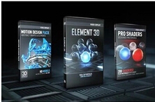 Video Copilot Element 3D   AE三维粒子插件