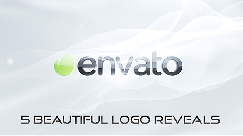 高端LOGO标志信息展示AE模板 Beautiful Logo Intros