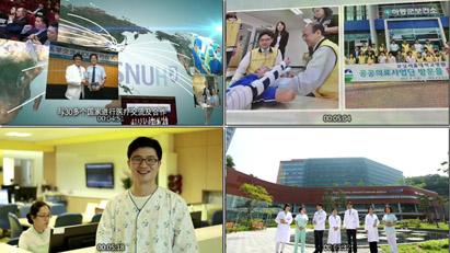 韩国盆唐首尔大学医院中文宣传片医疗器械开会治疗高清实拍素材