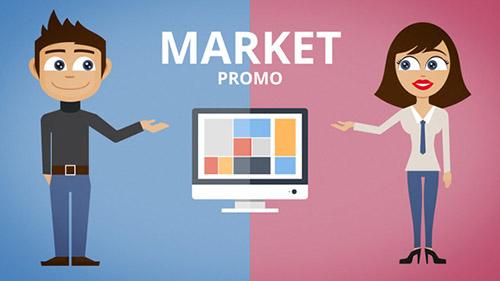 AE模板-产物经销商市场手机使用app网站推行视频模板