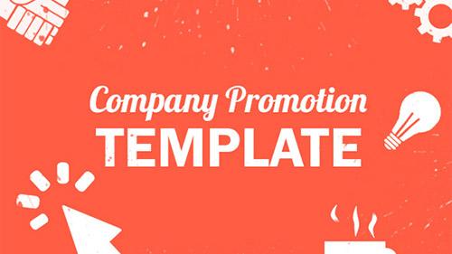 ae模板-精美团队商业商务企业公司产品推广宣传促销视频素材库