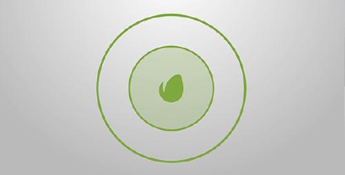 简单快速图标LOGO标志AE模板-simple-drop-logo