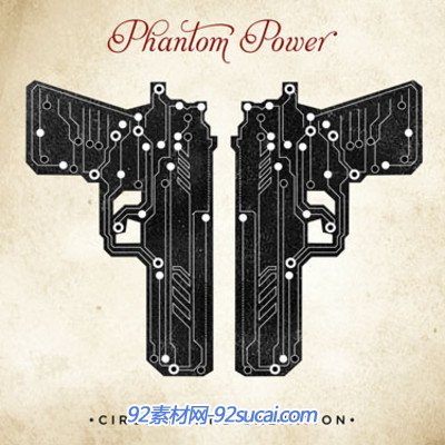 Phantom Power PHA004 - Circuits and Salvation 救贖電子音樂