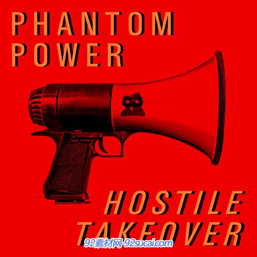 Phantom Power PHA005 - Hostile Takeover 惊心派对恶意接管音乐