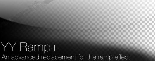 渐变特效 AE插件 YY_Ramp+