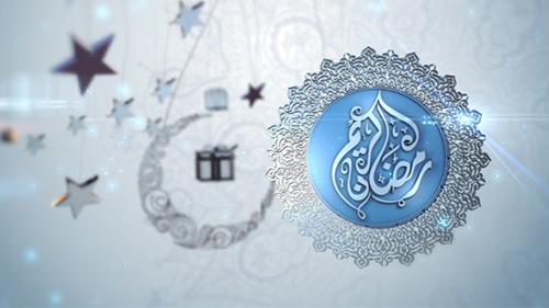 伊斯兰斋月祝福包装 AE模板 Ramadan Blessing Pack