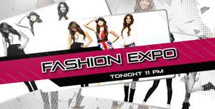 时尚华丽酷炫的广告杂志宣传片广告片AE片头模板 Fashion Expo