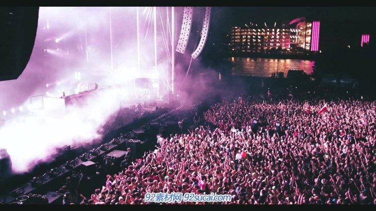 Electric Zoo 2013电子音乐节宣传片 演唱会现场狂欢沸腾摇摆实拍