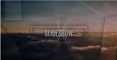 AE模板 新穿梭视觉特效转场字幕标题背景渲染