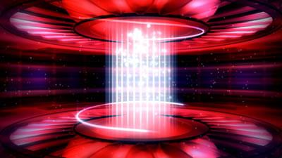 视频素材 高清炫光灯光光效梦幻舞台视频背景