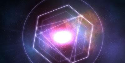 AE模板 超炫科幻电影开场片头预告宣传宇宙太空星光粒子 AE素材