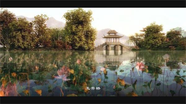 杭州城市规划3D模型演示形象宣传片 人文风情建筑风貌高清实拍
