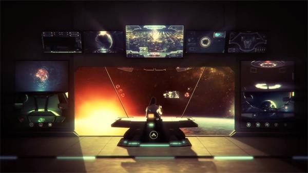 AE模板 超震撼!未来科幻技术特效3D动画 AE素材