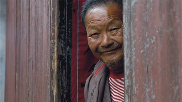 温馨亲情欢聚一堂农民笑脸 人物笑脸高清实拍