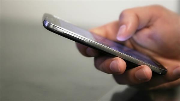 现代科技信息智能化手机触屏滑动实拍高清视频素材