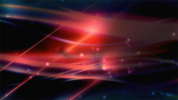 丝绸浮动光效飘浮光斑粒子动态LED背景视频素材