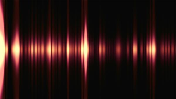 舞曲音乐节奏电磁波跳动夜店动态LED背景视频素材