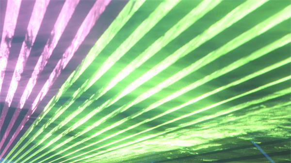 音乐会激光灯迷乱闪烁酒吧背景视频素材