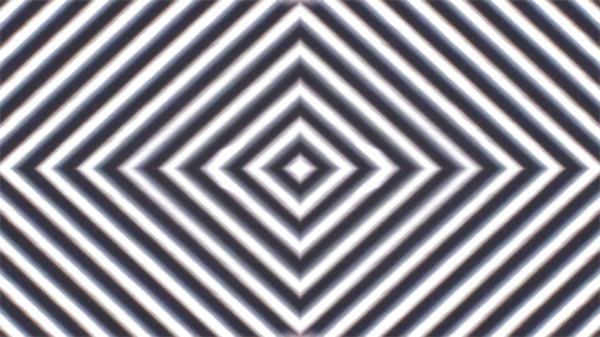 快速变换令人眼花条纹分屏变化图案万花筒动态视频素材