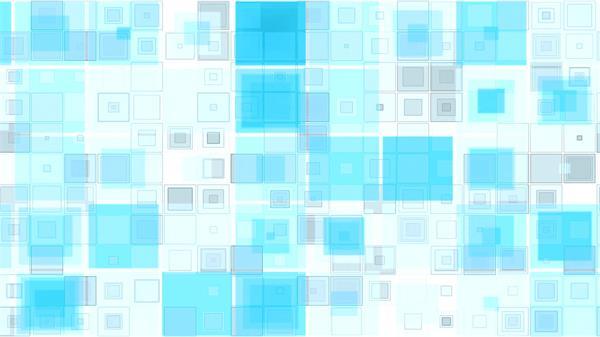 梦幻创意方格移动渲染科技像素化风格层叠排布视觉差背景视频素材