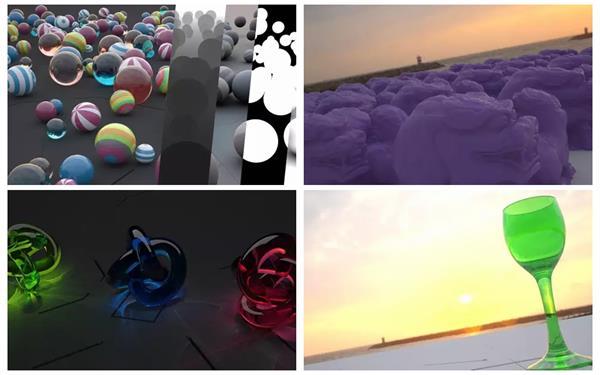 C4D教程:Vray渲染器全面案例教程Mograph PlusComprehensiveIntr