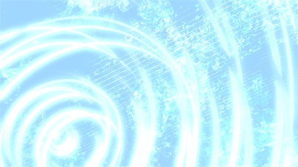 炫光华丽条形光效旋转变幻圆形螺旋壮丽动画背景视频素材