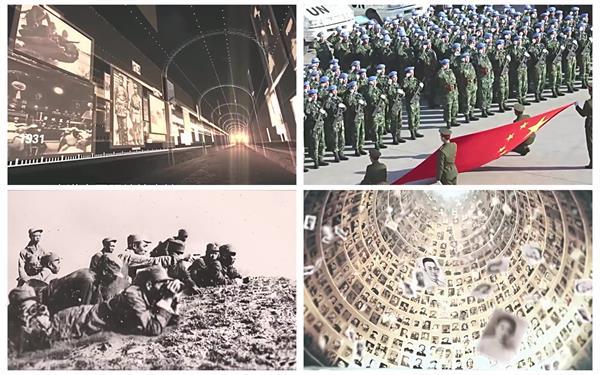 95周年建党节盛典回忆中国历史变化政治人物介绍党政高清视频实拍
