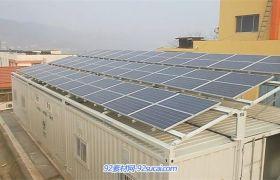 電力生產傳輸電力設備廣告實拍高清視頻素材
