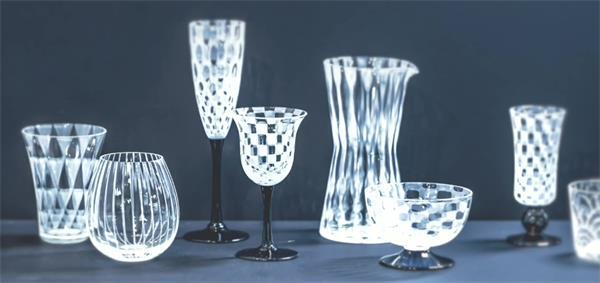 現實制作精美杯子細心打磨紋理創意杯子形狀高清視頻實拍